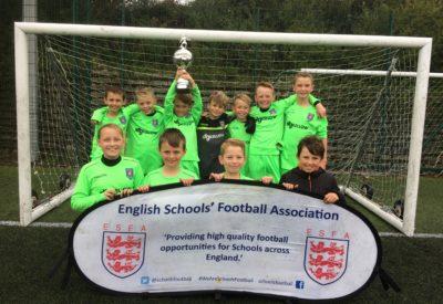 English Schools' FA Boys 7-a-side Open Tournament
